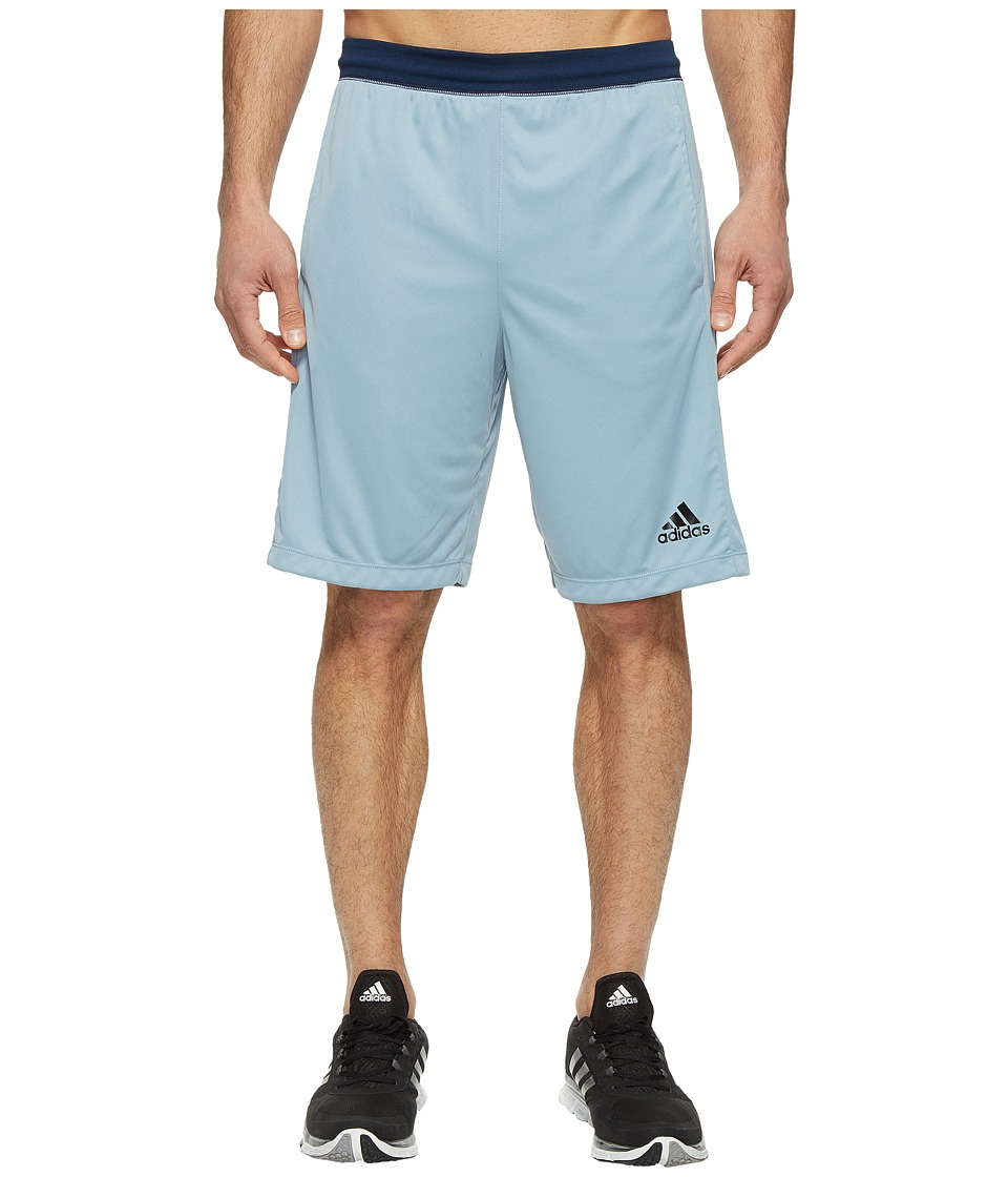 adidas - SpeedBreaker Tech Shorts (Tactile Blue) Men's Shorts