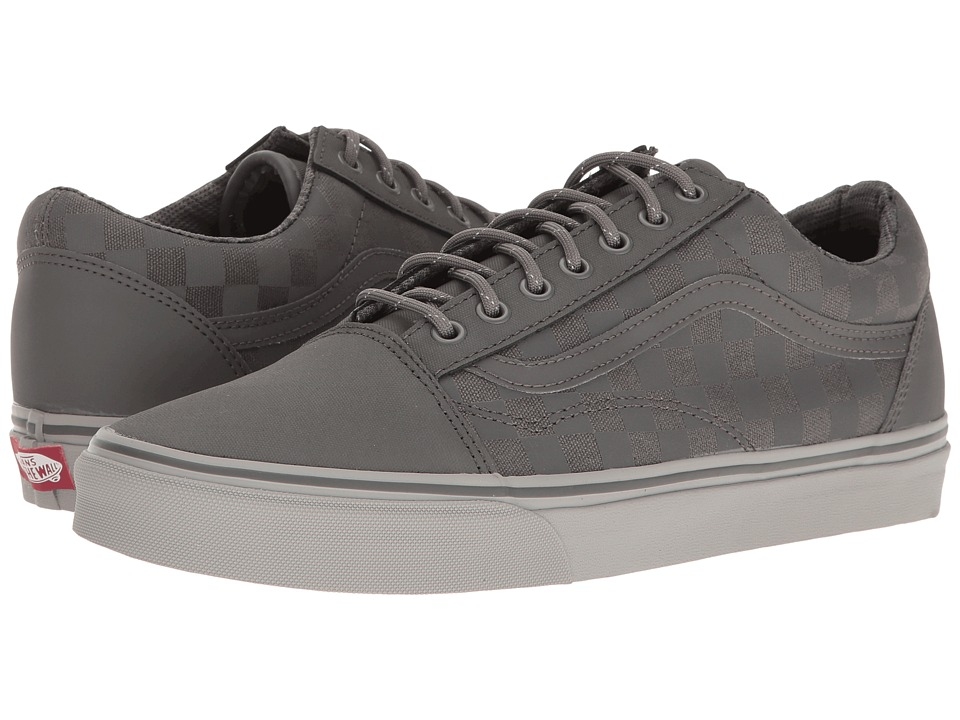 Vans - Old Skool DX ((Transit Line) Pewter/Reflective) Skate Shoes