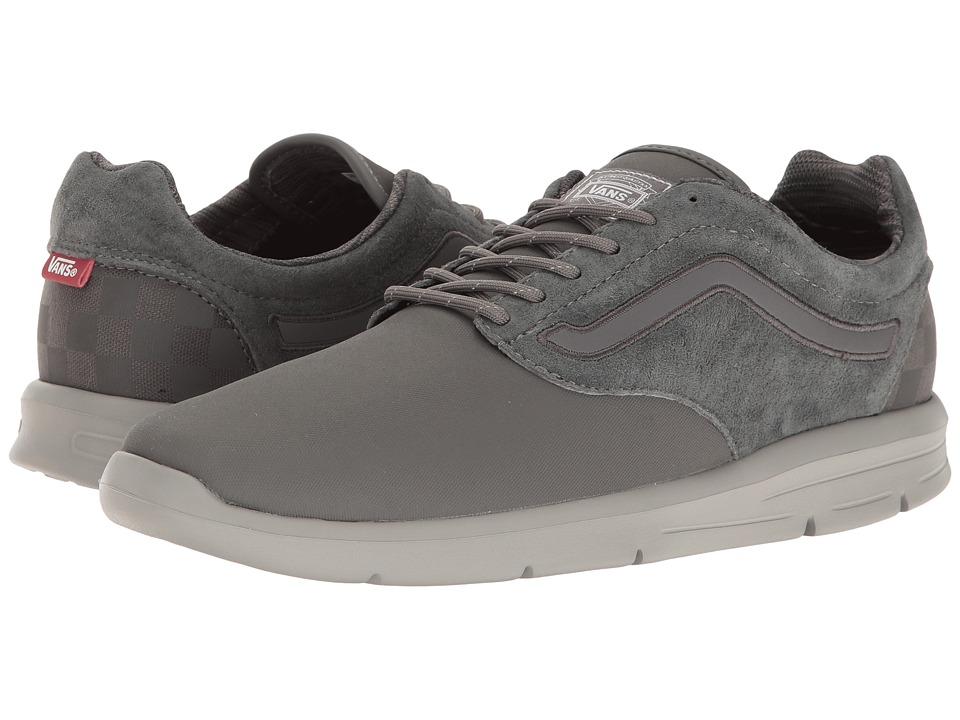 Vans - ISO 1.5 ((Transit Line) Pewter/Reflective) Men's Skate Shoes