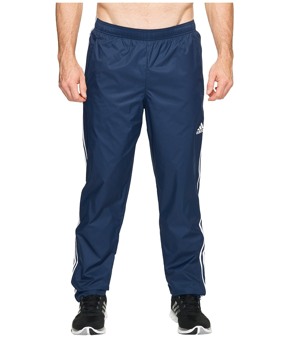 adidas - Big Tall Essentials Wind Pants (Collegiate Navy/White) Men's Workout