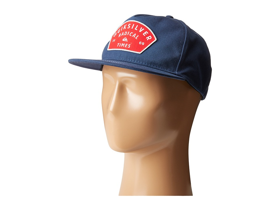 Quiksilver - Sackle (Estate Blue) Caps