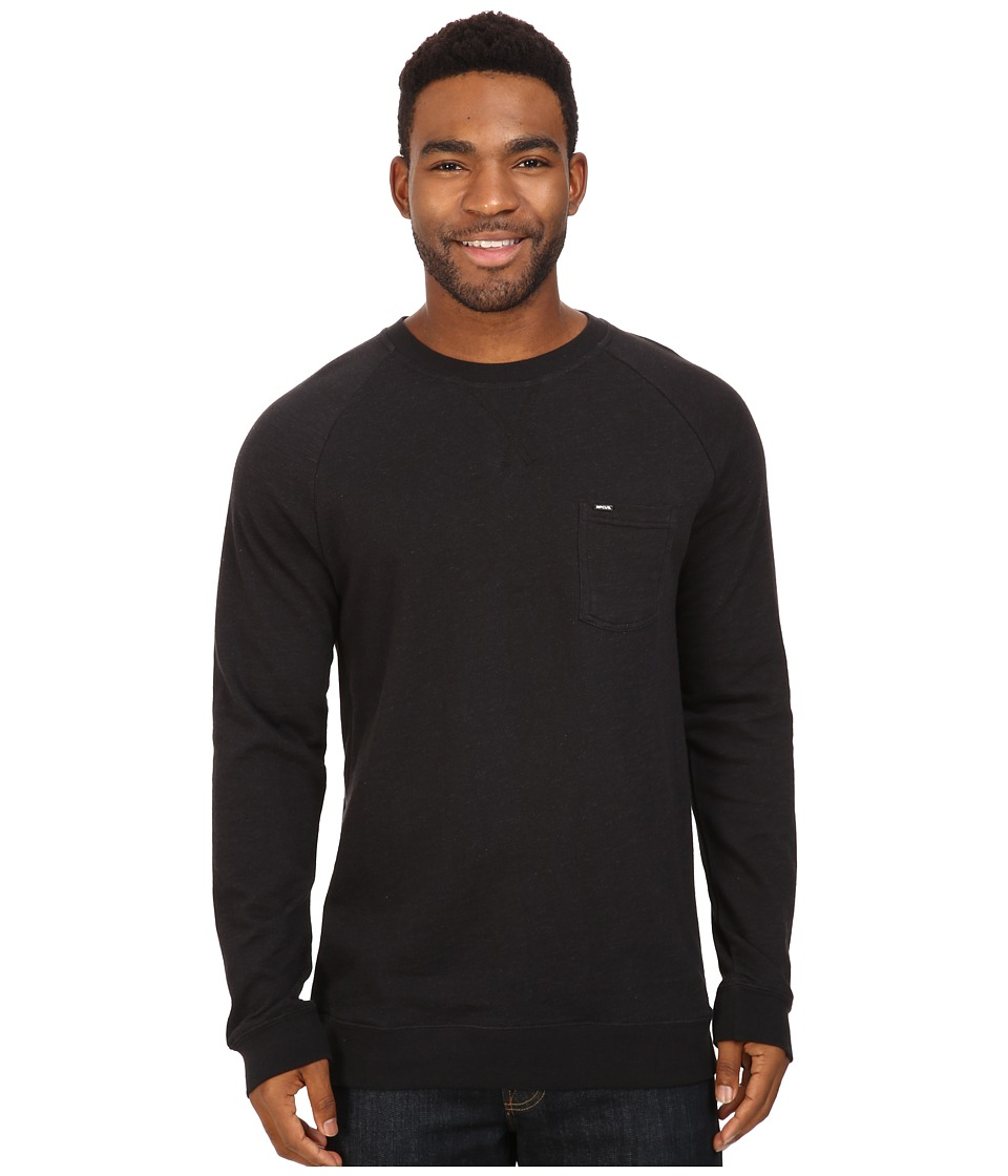 Rip Curl - Baez Fleece (Black) Men's Fleece