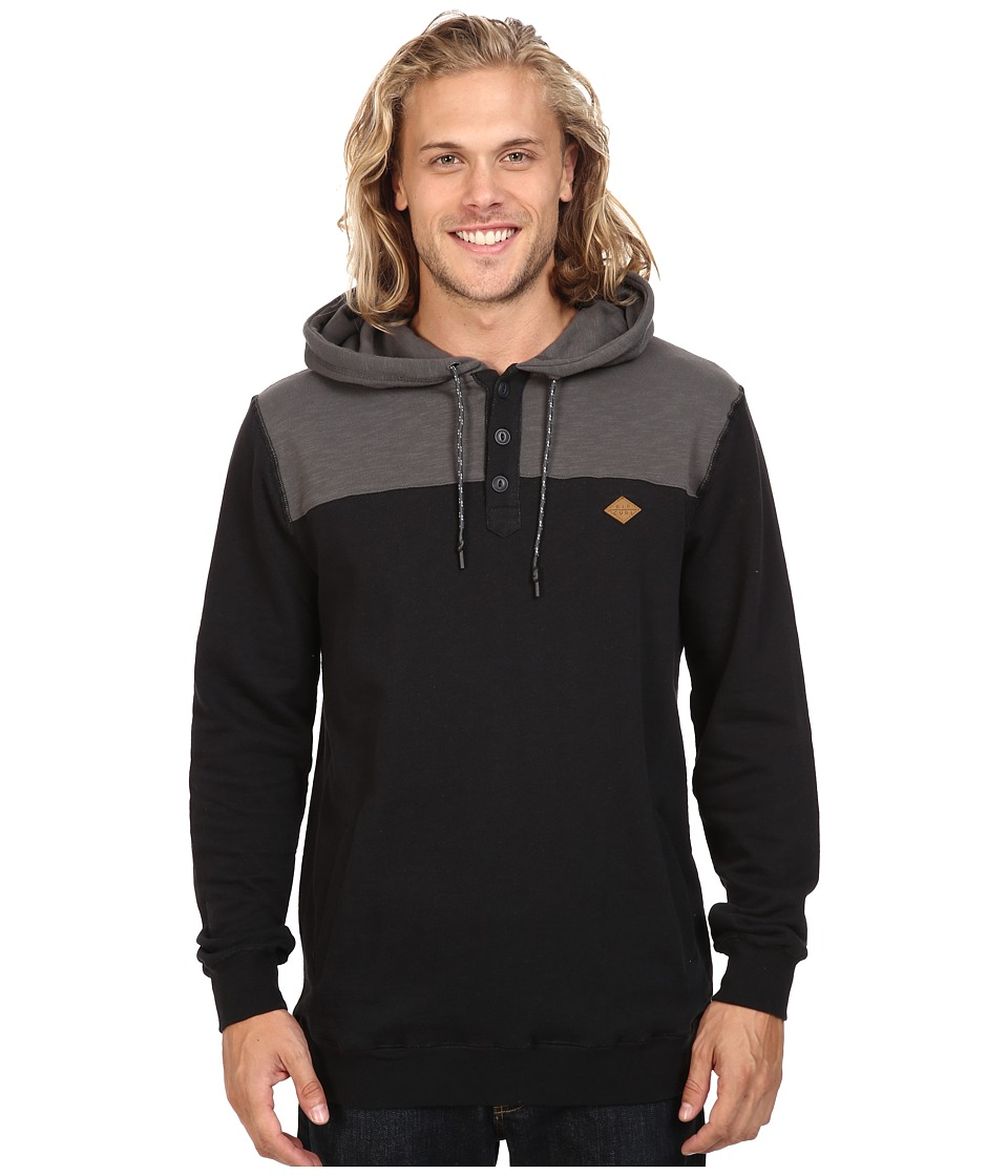 Rip Curl - Howard Fleece (Black) Men's Fleece