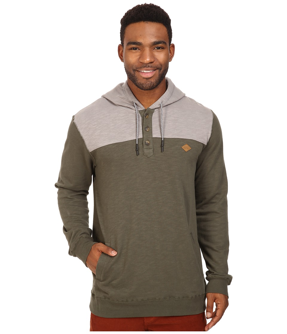 Rip Curl - Howard Fleece (Green) Men's Fleece