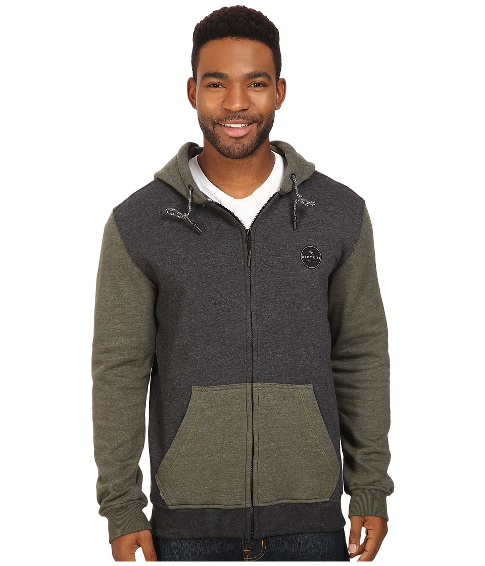 Rip Curl - Dawn Patrol Fleece (Green) Men's Fleece