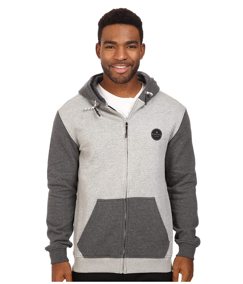 Rip Curl - Dawn Patrol Fleece (Medium Grey) Men's Fleece