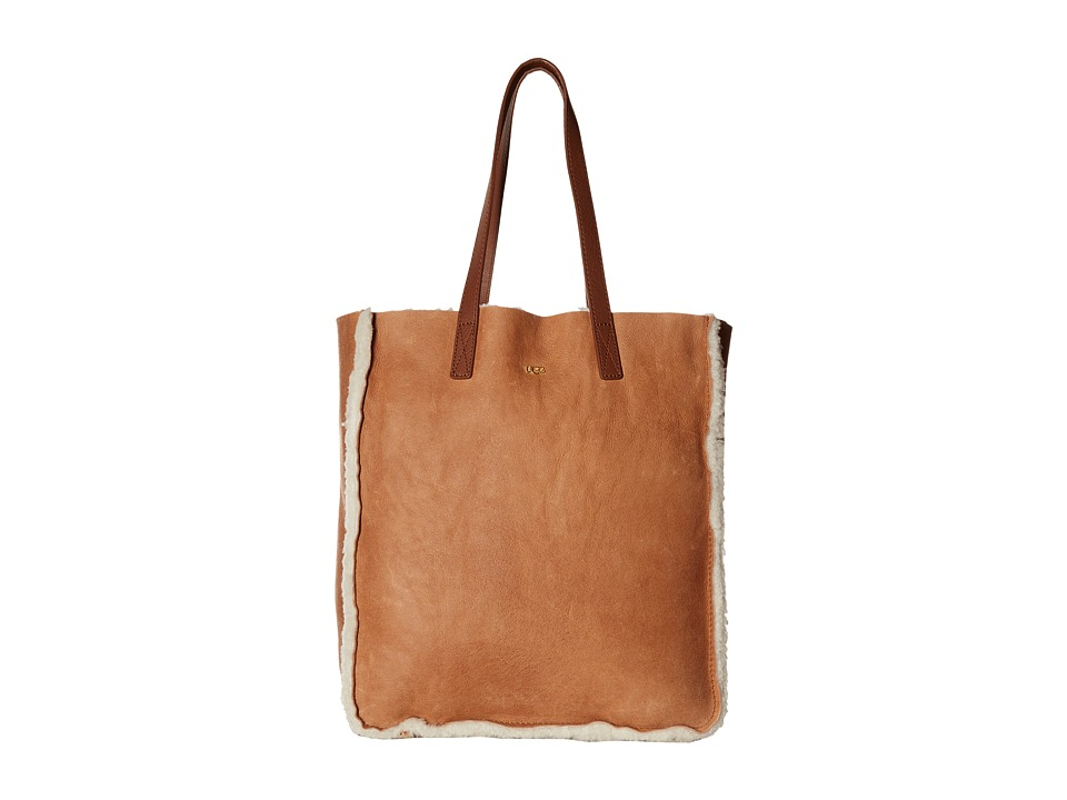 UGG - Claire Tote (Chestnut Bomber) Tote Handbags