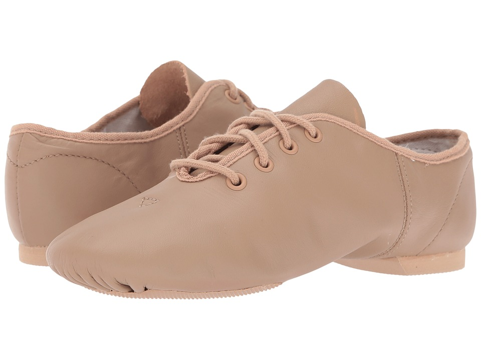 Capezio - Jazz Oxford (Caramel) Dance Shoes