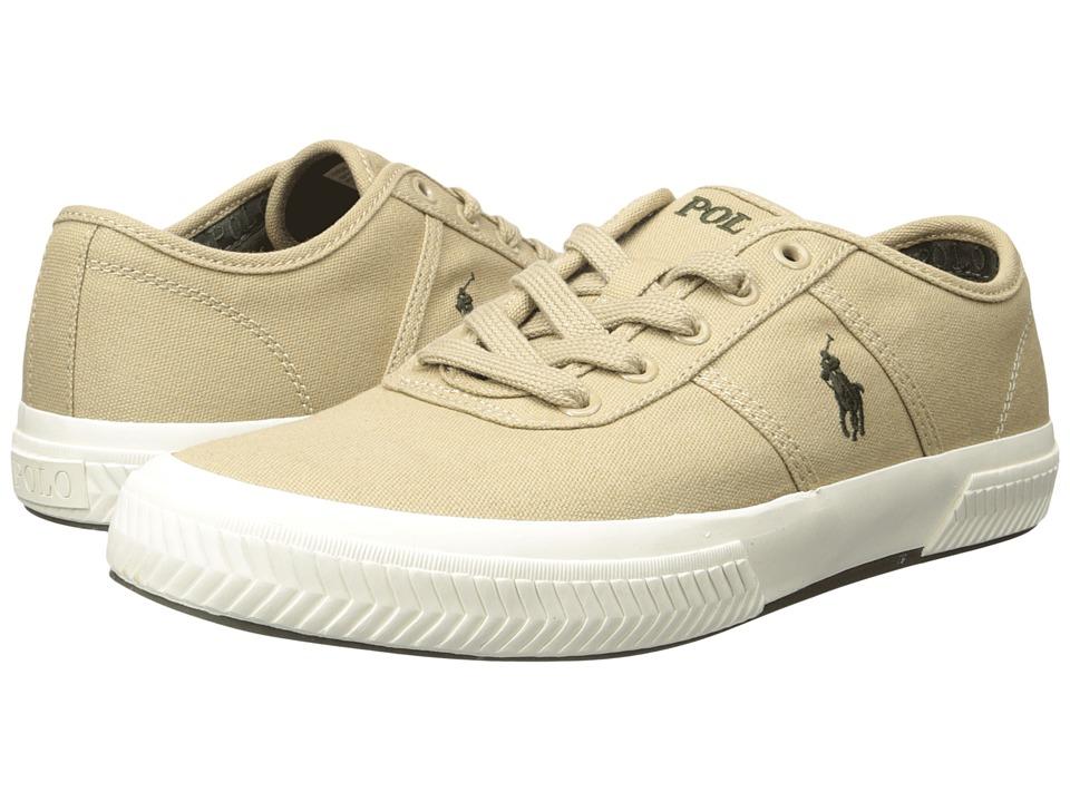 Polo Ralph Lauren - Tyrian (Khaki) Men's Shoes