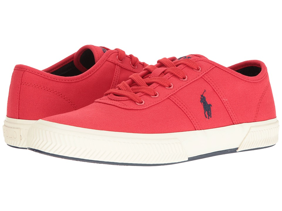 Polo Ralph Lauren - Tyrian (Rl Red) Men's Shoes