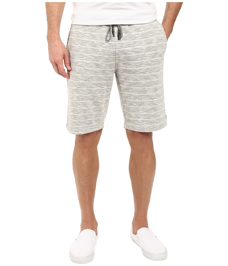 Rip Curl - Baez Fleece Shorts (Navy) Men's Shorts