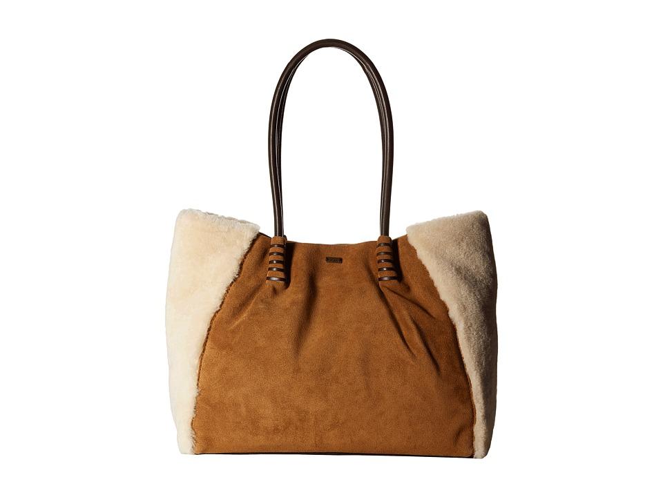 UGG - Heritage Tote (Chestnut) Tote Handbags