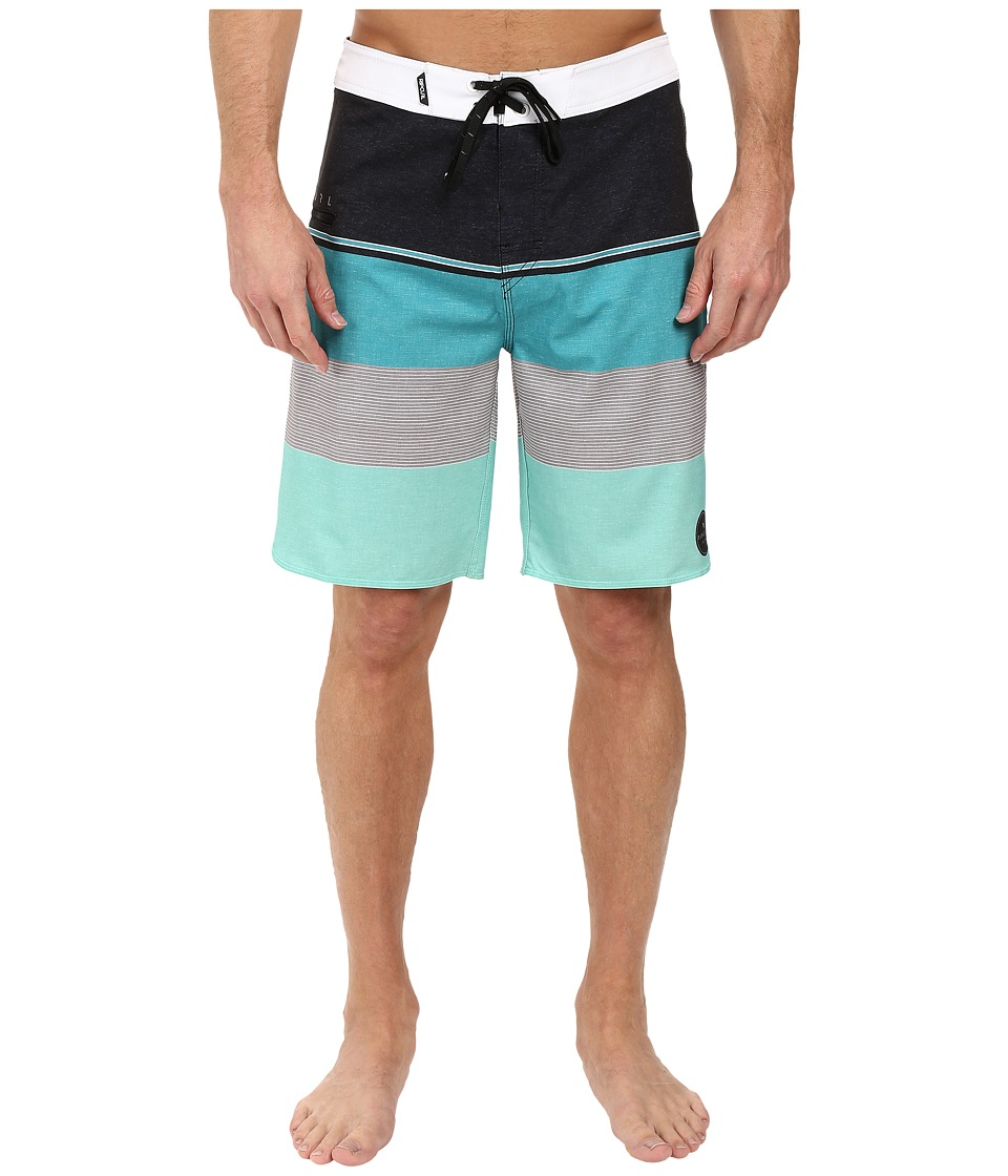 Rip Curl - Mirage Sections Boardshorts (Teal 1) Men's Swimwear