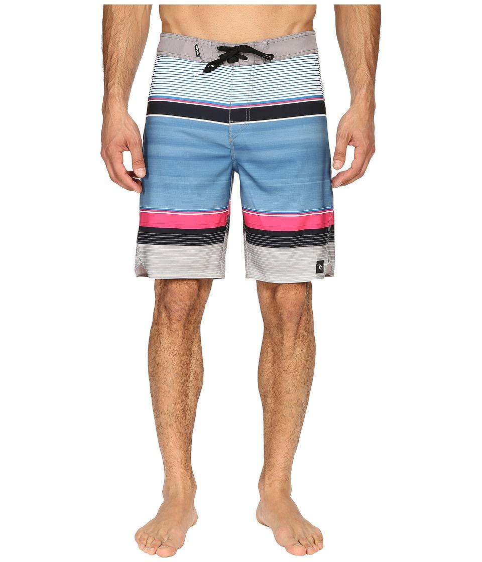 Rip Curl - Mirage Aggrorider Boardshorts (Grey) Men's Swimwear