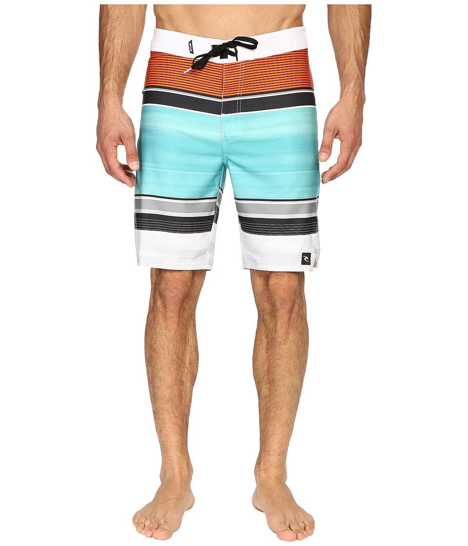 Rip Curl - Mirage Aggrorider Boardshorts (Teal) Men's Swimwear