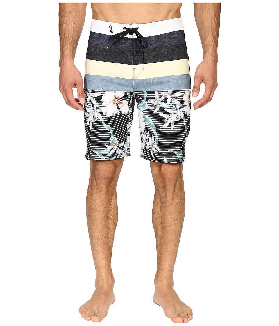 Rip Curl - Mirage Contour Boardshorts (White) Men's Swimwear