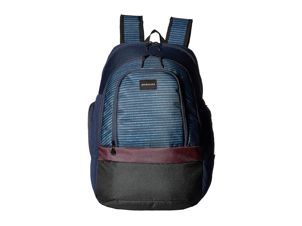 Quiksilver - 1969 Special (Quik Red Stripes) Backpack Bags