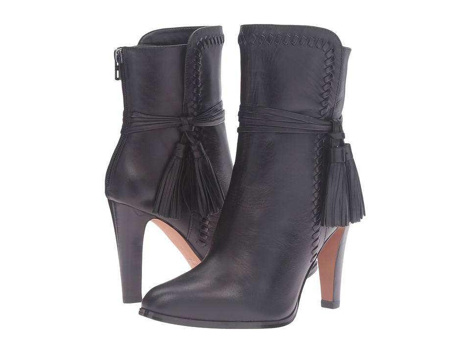 COACH - Jessie (Black Silky Nappa) Women's Shoes