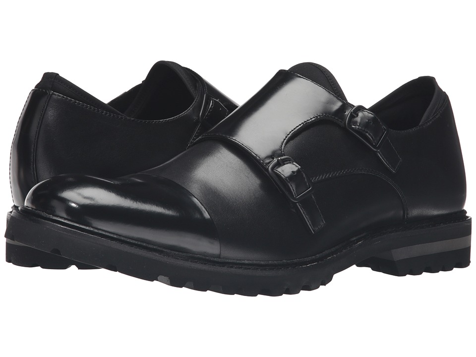 Kenneth Cole New York - Click-Y (Black) Men's Shoes