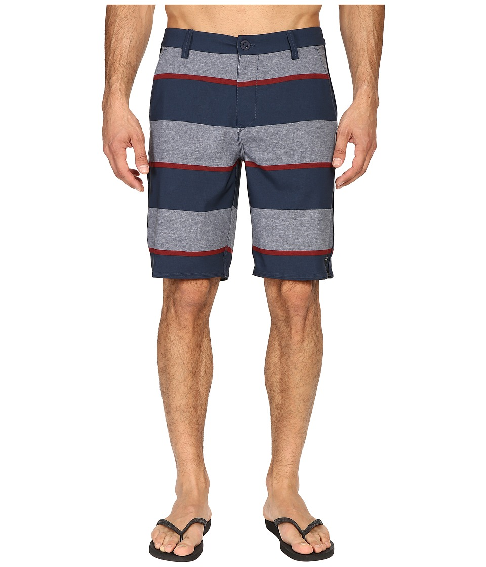 Rip Curl - Cut Two Boardwalk (Navy) Men's Swimwear