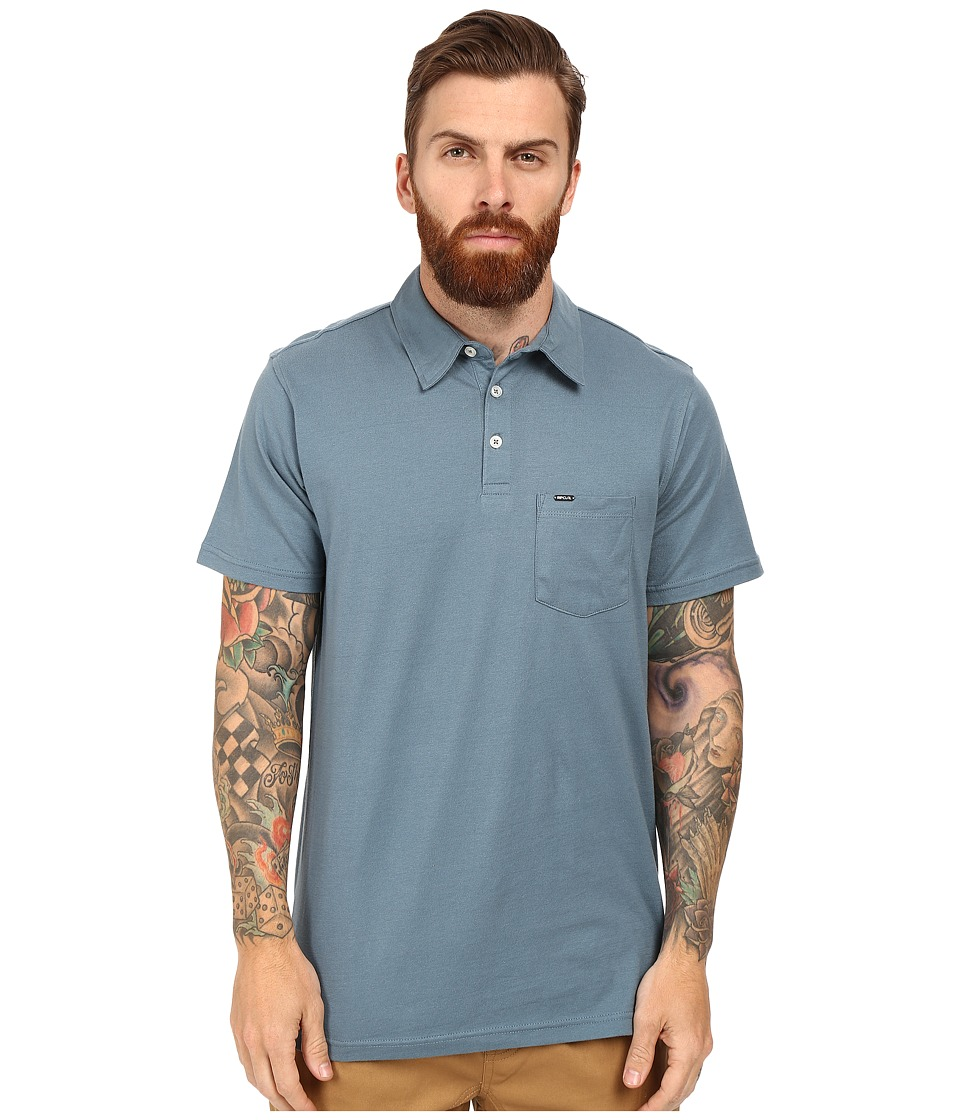 Rip Curl - Thorton Polo (Tapestry) Men's Clothing