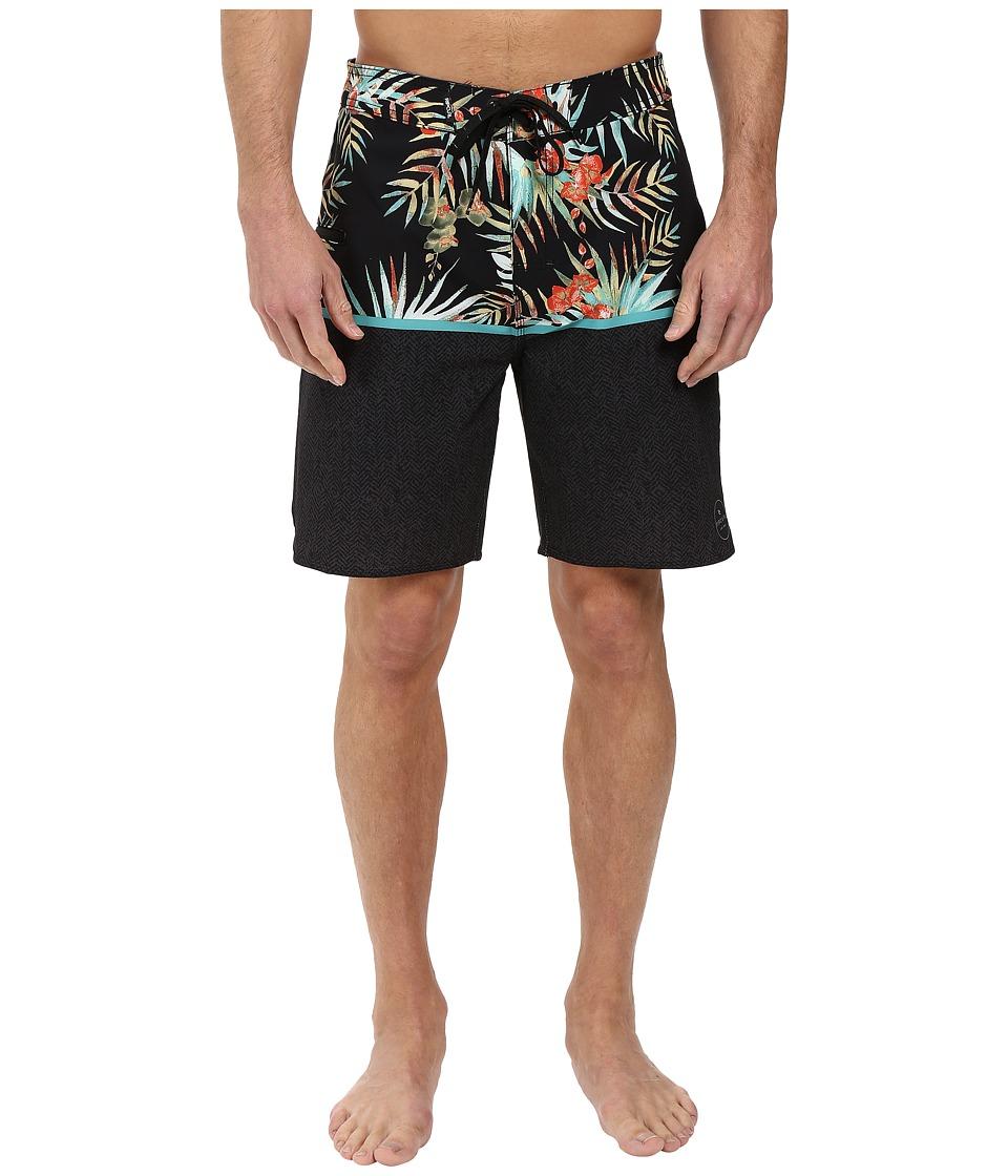 Rip Curl - Mirage Split Boardshorts (Blue Grey) Men's Swimwear