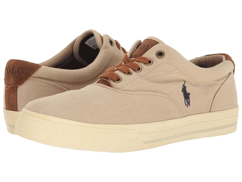 Polo Ralph Lauren - Vaughn (Khaki) Men's Shoes