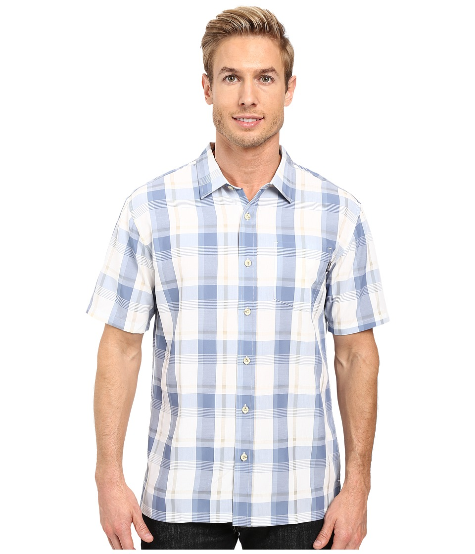 Jack O'Neill - Doheney Wovens (Dusk Blue) Men's Clothing