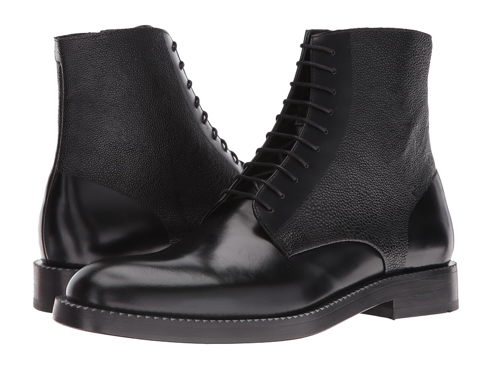 BOSS Hugo Boss - Mono Boot by BOSS Green (Black) Men's Boots