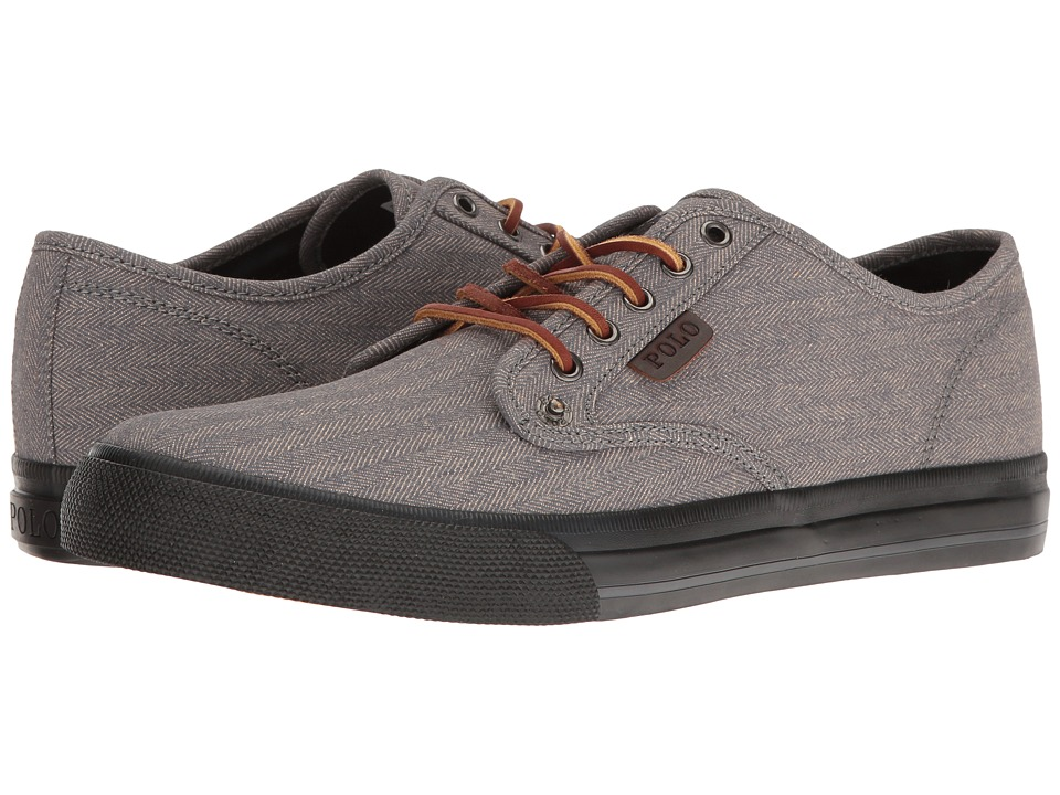 Polo Ralph Lauren - Vail (Grey) Men's Shoes