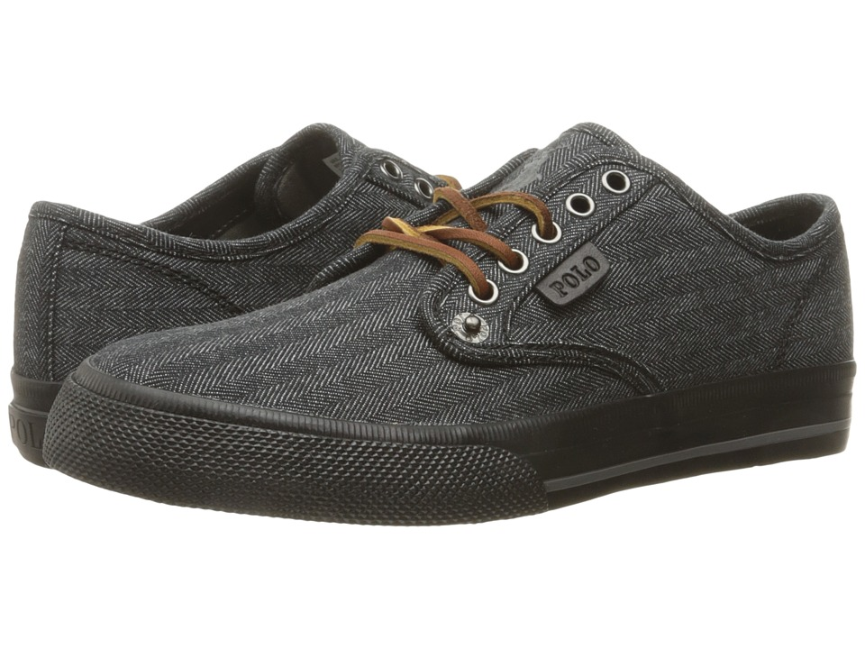 Polo Ralph Lauren - Vail (Black) Men's Shoes