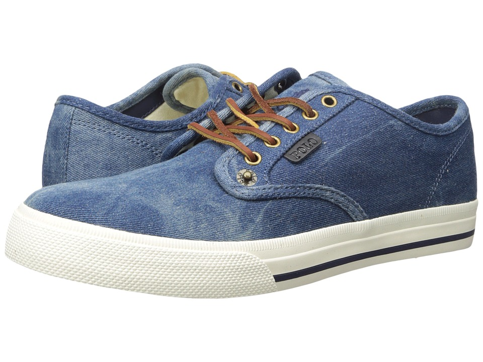 Polo Ralph Lauren - Vail (Blue) Men's Shoes