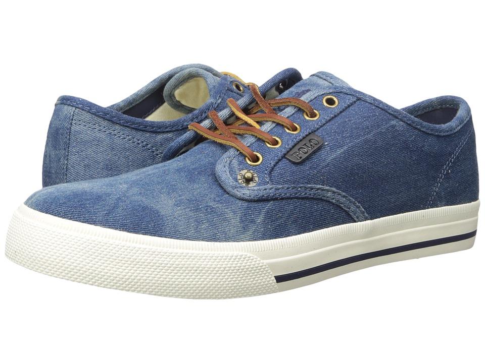 Polo Ralph Lauren - Vail (Blue) Men's Shoes
