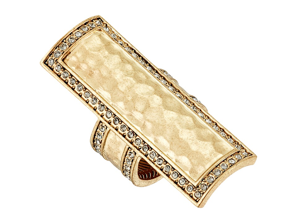 House of Harlow 1960 - Helicon Statement Ring (Gold) Ring