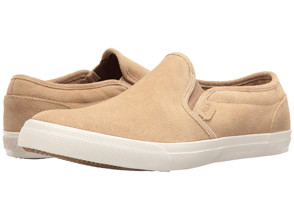 Polo Ralph Lauren - Greggory (Tan) Men's Shoes