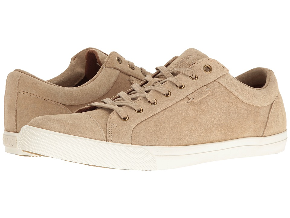 Polo Ralph Lauren - Geffrey (Tan) Men's Shoes