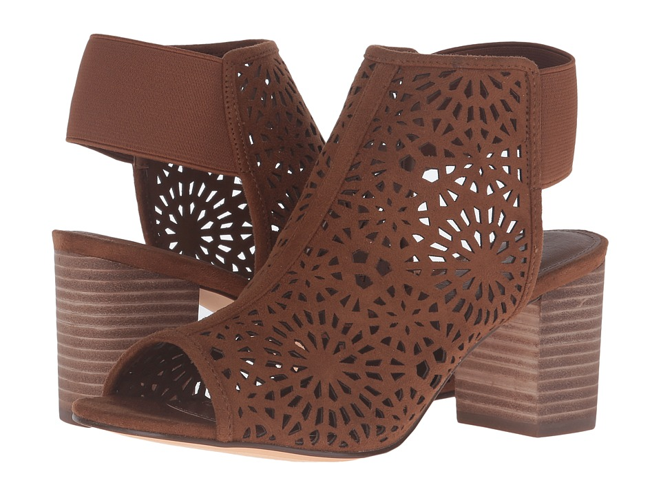 Yellow Box - Vision (Chestnut) High Heels