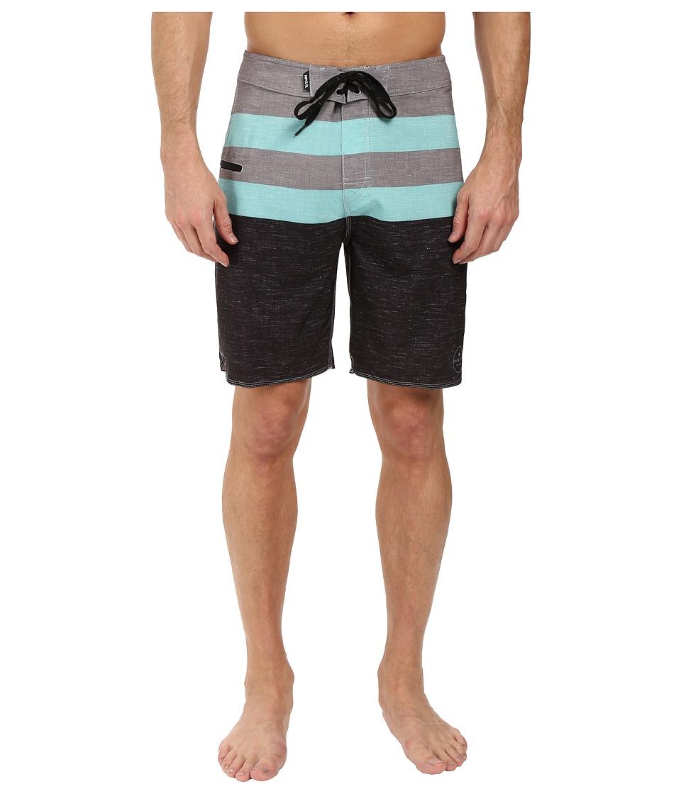 Rip Curl - Mirage Crew Retail Boardshorts (Grey) Men's Swimwear