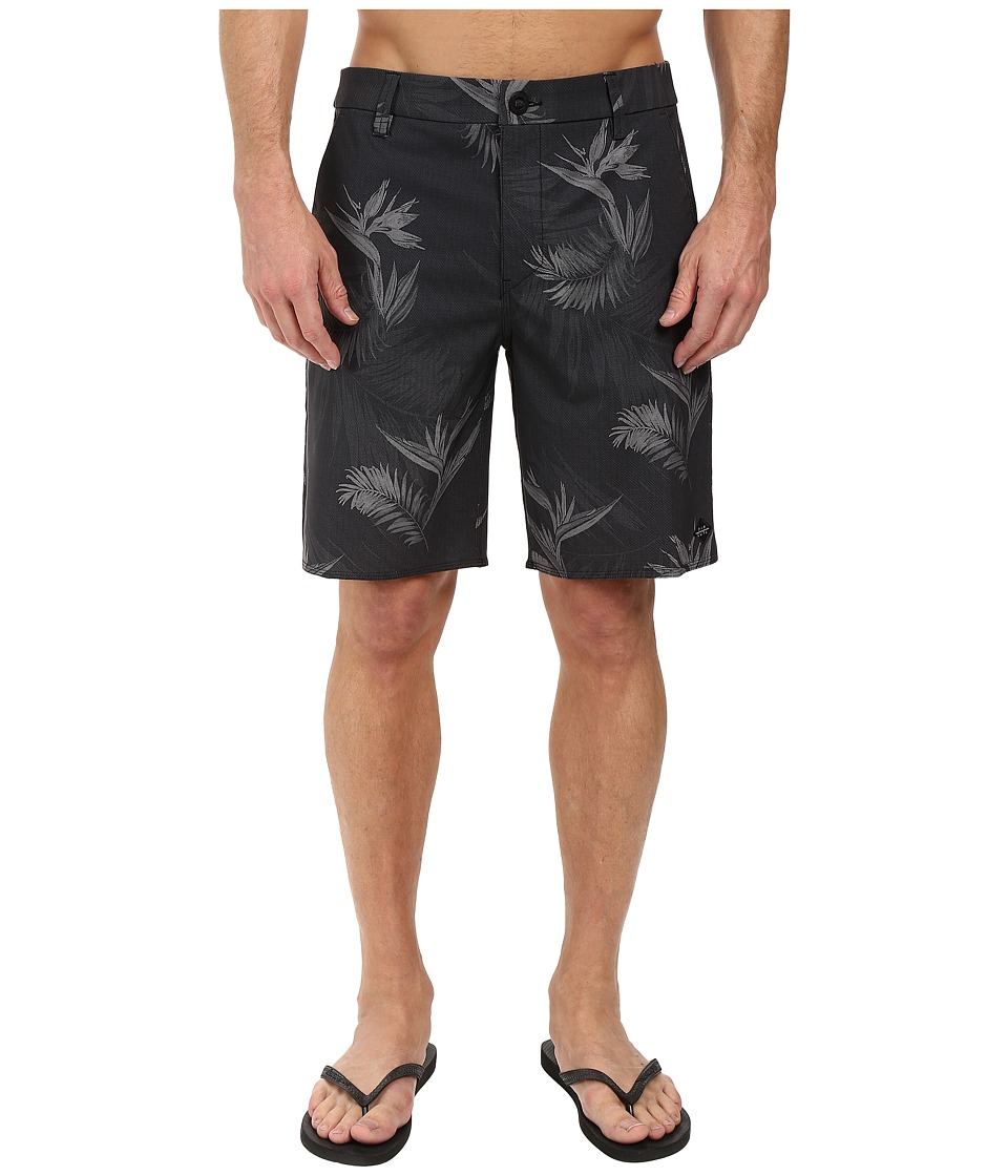 Rip Curl - Botanical Boardwalk (Black) Men's Swimwear