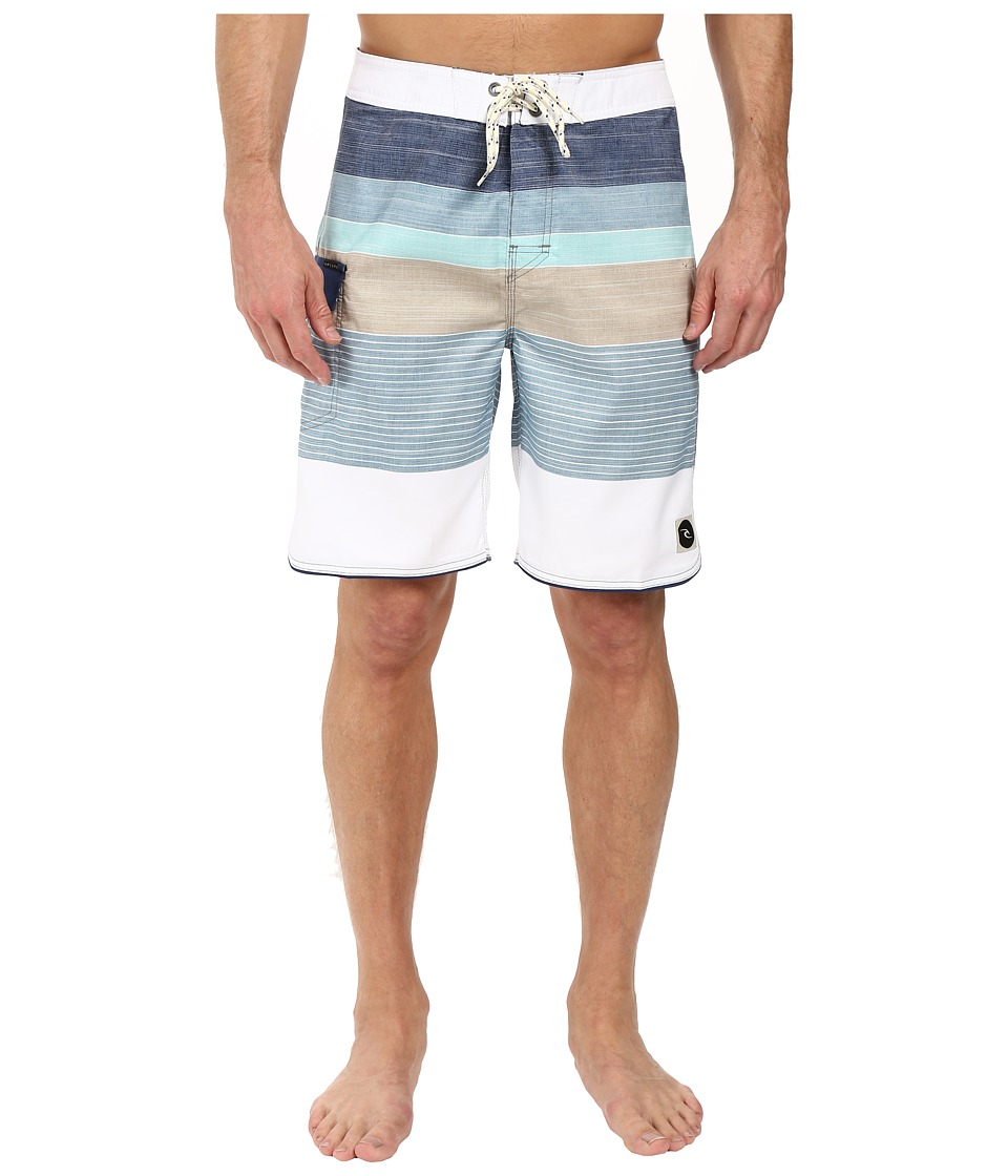 Rip Curl - All Time Boardshorts (Blue) Men's Swimwear