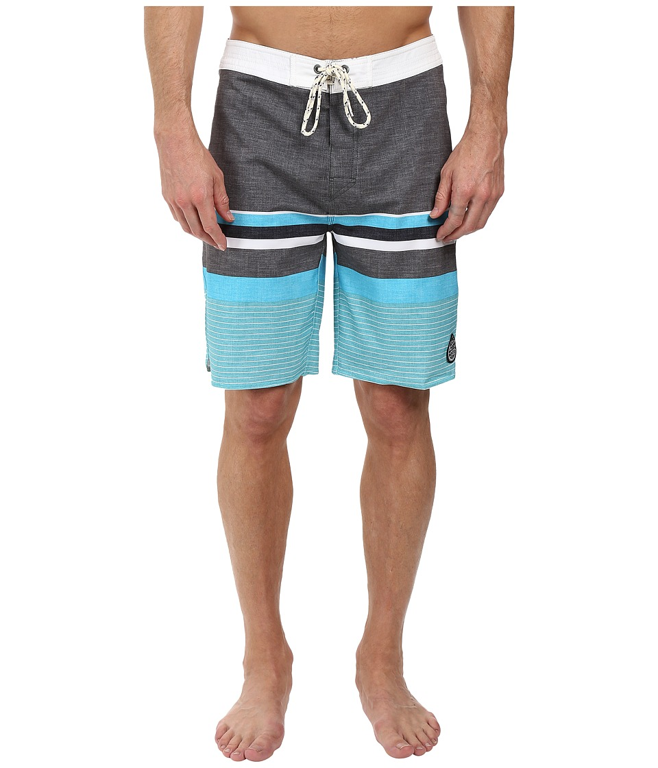 Rip Curl - Haven Boardshorts (Teal) Men's Swimwear