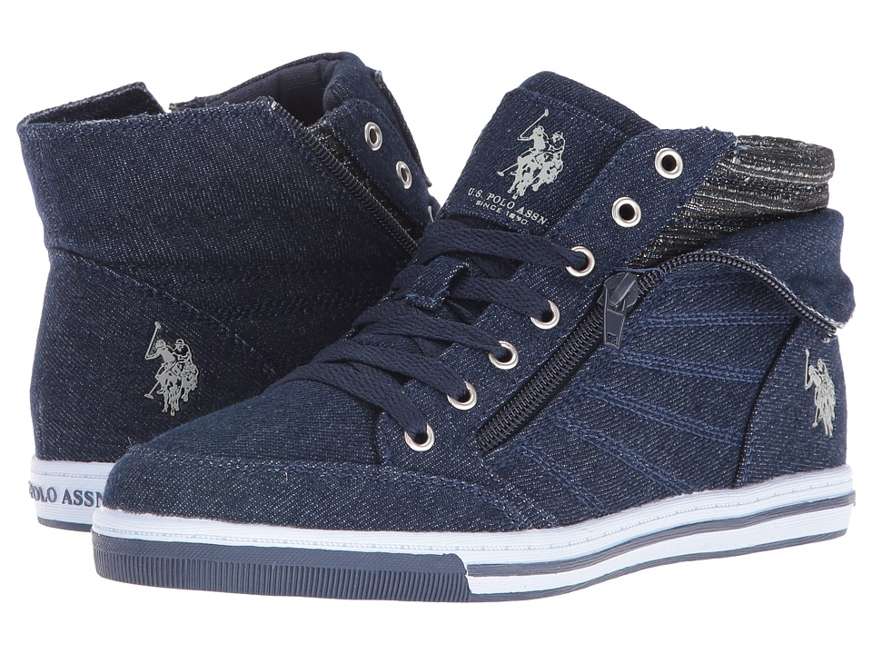 U.S. POLO ASSN. - Mila4 (Indigo) Women's Shoes