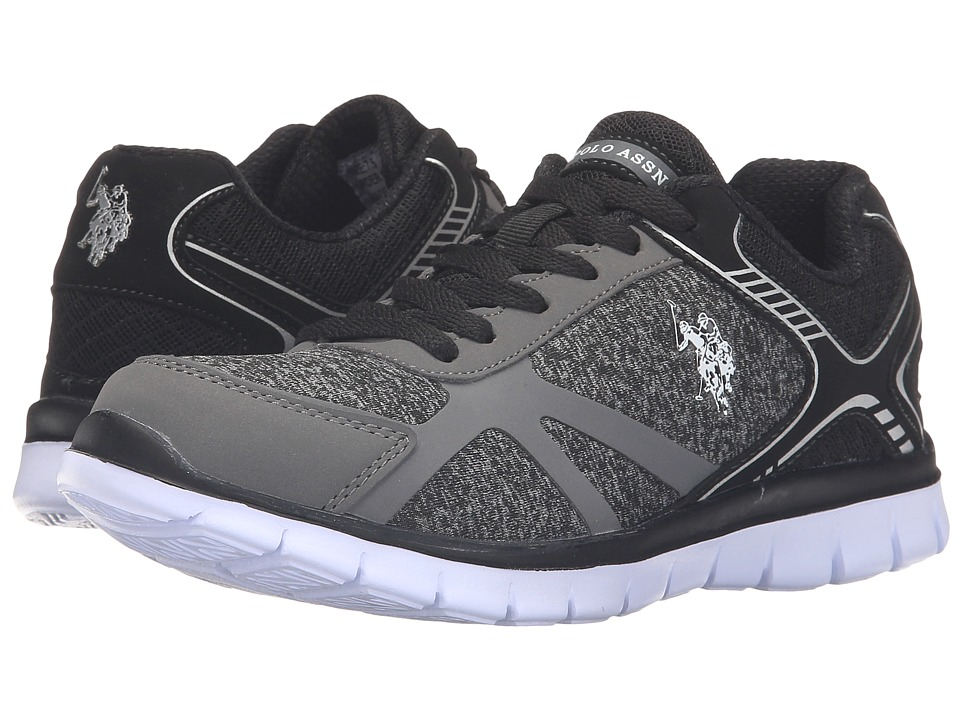 U.S. POLO ASSN. - Lesly-J (Black/White) Women's Shoes