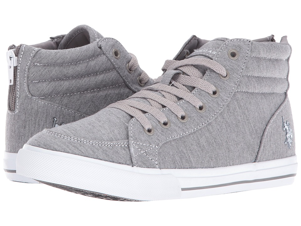 U.S. POLO ASSN. - Cannie-J (Grey) Women's Shoes