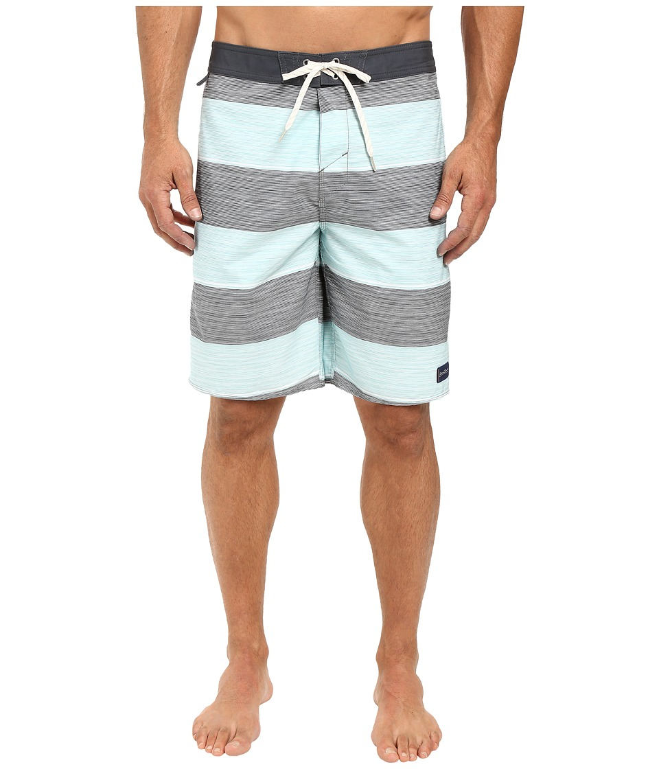 Jack O'Neill - Back Bay Boardshorts (Dark Charcoal) Men's Swimwear