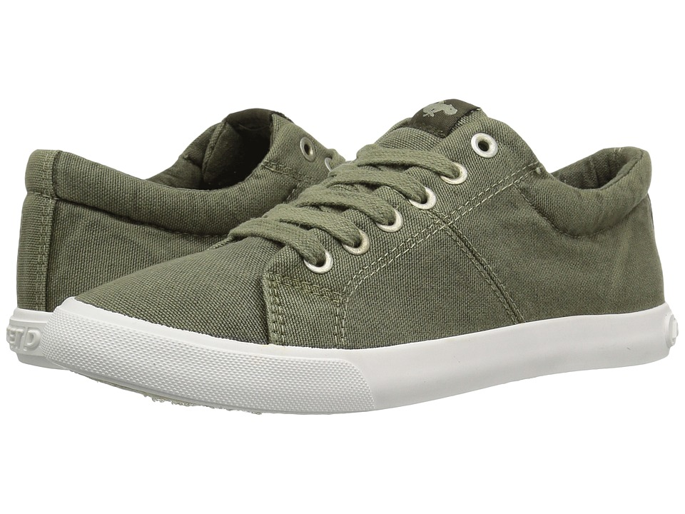 Rocket Dog - Campo (Olive Beach Canvas) Women's Lace up casual Shoes