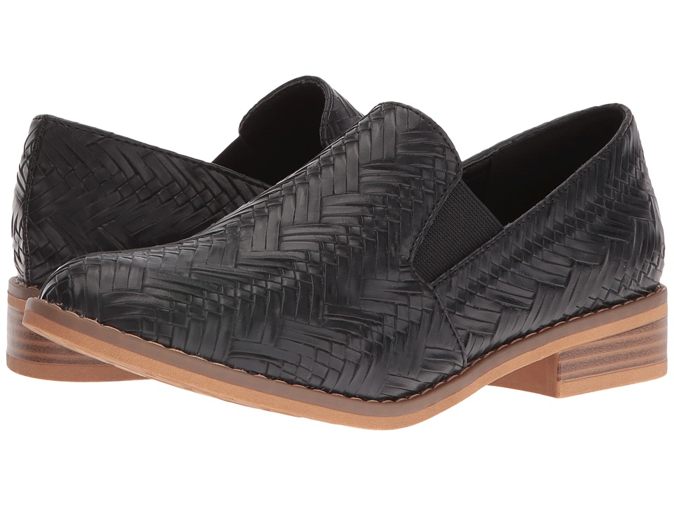 Rocket Dog - Matty (Black Colima) Women's Slip on Shoes