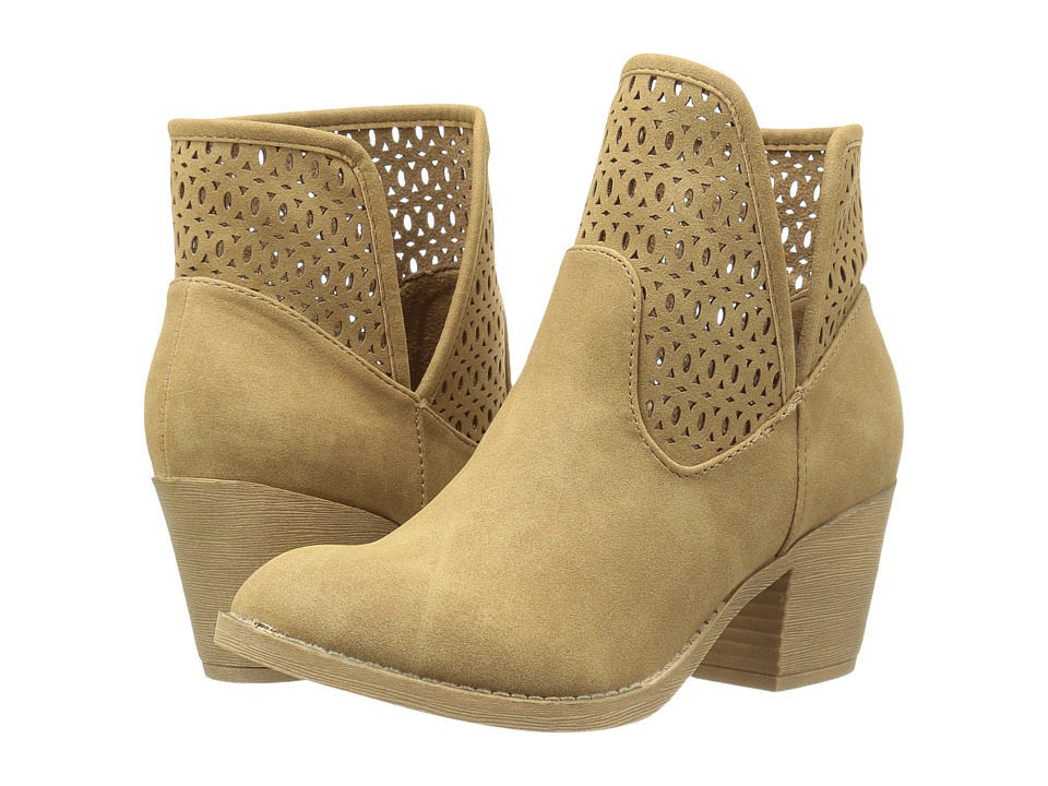 Rocket Dog - Saloma (Natural Francois) Women's Boots