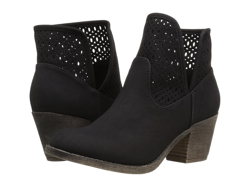 Rocket Dog - Saloma (Black Francois) Women's Boots