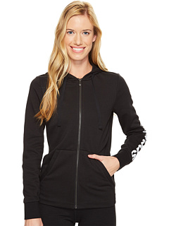 adidas Essentials Linear Full Zip Hoodie at 6pm 3cde488e504